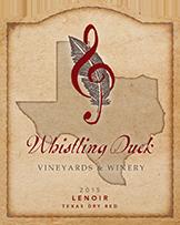 Whistling Duck Lenoir
