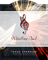 Whistling Duck Texas Sparkler