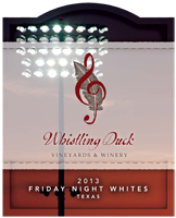 Whistling Duck Friday Night Whites